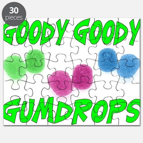 Goody Gumdrops Puzzle