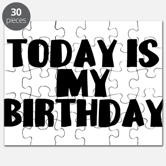 Birthday Today Puzzle