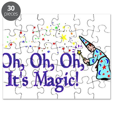 It's Magic Puzzle