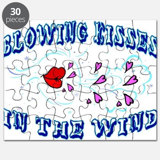 Blowing Kisses Puzzle