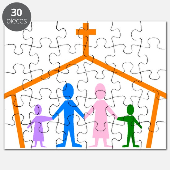 House Of Faith Puzzle
