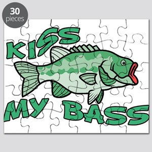 Kiss My Bass Puzzle