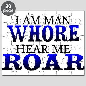 I Am Man Whore Puzzle