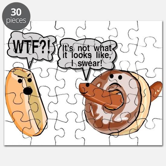 Doughnut Hole Puzzle