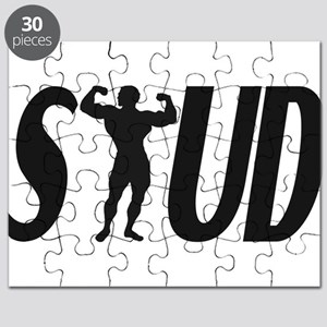 Stud Muscles Puzzle
