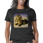 Cats in Egypt Women's Classic T-Shirt