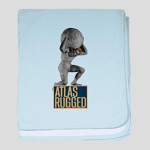 Atlas Rugged baby blanket