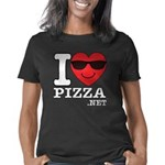 I LOVE PIZZA Women's Classic T-Shirt