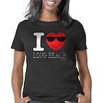 I Love Long Beach Women's Classic T-Shirt