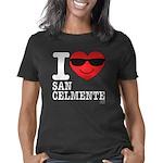 I LOVE SAN CLEMENTE Women's Classic T-Shirt