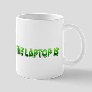 Home Is Green Mug