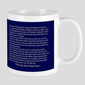 Their Finest Hour Mug