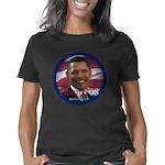 Obama_Dark-T Women's Classic T-Shirt