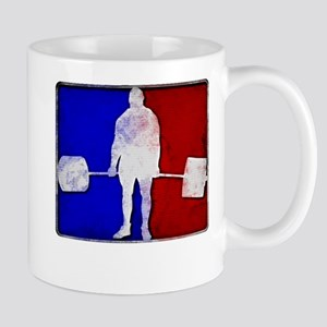 Major League Deadlifting Mug