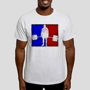 Major League Deadlifting Light T-Shirt