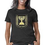 jerusalememblemblackt Women's Classic T-Shirt