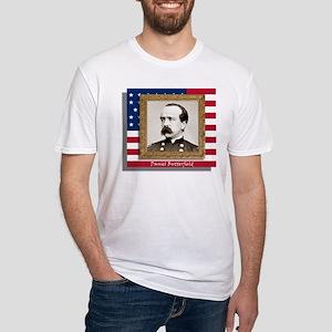 Daniel Butterfield Fitted T-Shirt