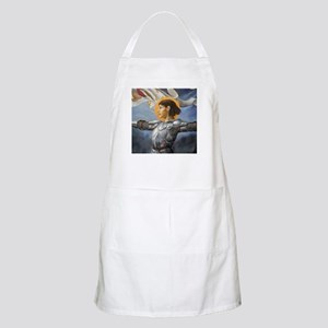 Maid of Orleans Apron
