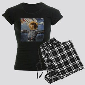 Maid of Orleans Women's Dark Pajamas