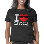 I LOVE LA JOLLA Women's Classic T-Shirt