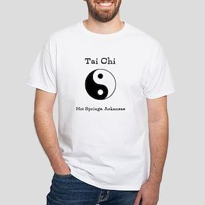 Hot Springs Tai Chi 2012 T-Shirt