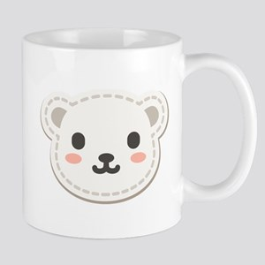 Cute Polar Bear Mug