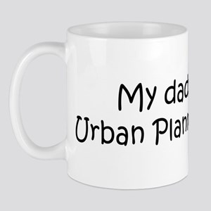 Daddy: Urban Planning Student Mug