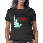 Liberty not Security trsp2 Women's Classic T-Shirt