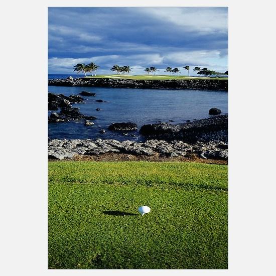 Tee at Golf Course HI