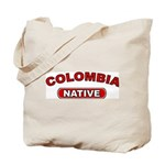 Colombia Native Tote Bag