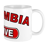 Colombia Native Mug
