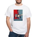 Robo Hope White T-Shirt