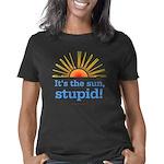 Global Warming 5c trsp Women's Classic T-Shirt
