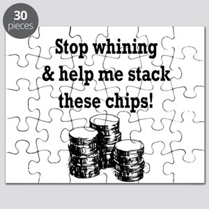 Stop whining & help me stack Puzzle