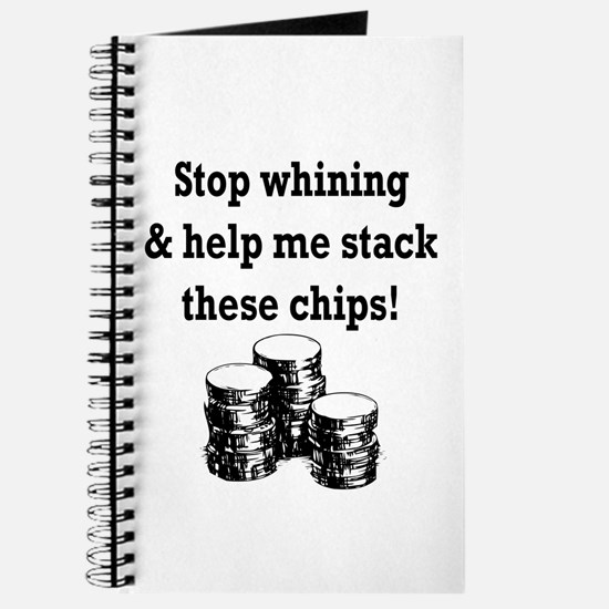 Stop whining & help me stack Journal