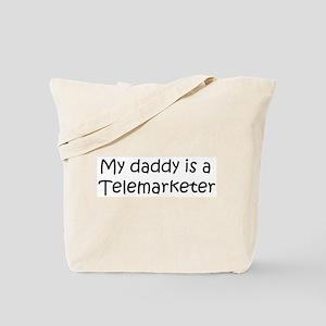 Daddy: Telemarketer Tote Bag
