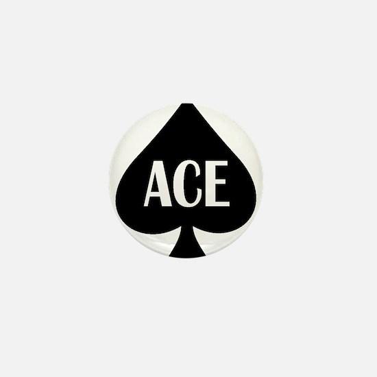 Ace Kicker Mini Button