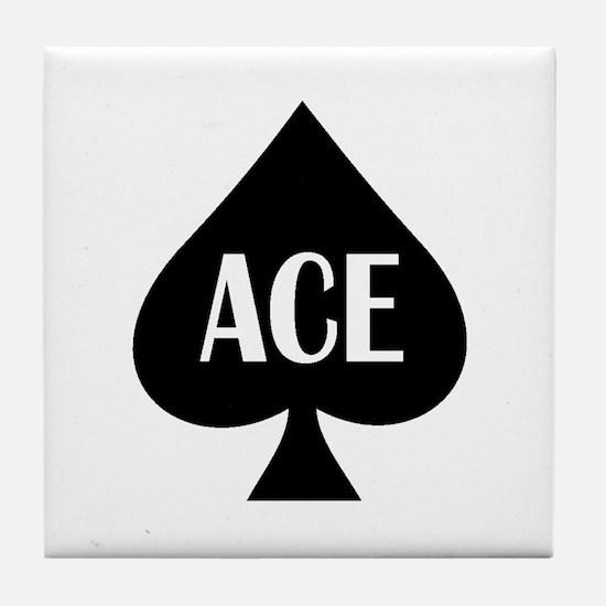 Ace Kicker Tile Coaster