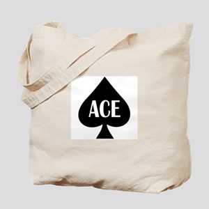 Ace Kicker Tote Bag