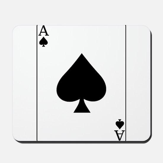 Ace Mousepad