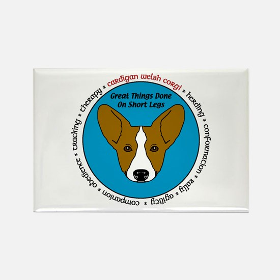 Great Things RD CWC Rectangle Magnet