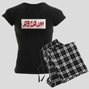 REDRUM Women's Dark Pajamas