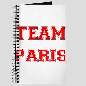 Team Paris Red Journal