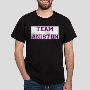 Team Aniston Purple Dark T-Shirt