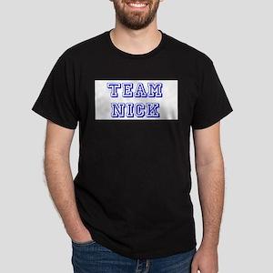 Team Nick Blue Dark T-Shirt