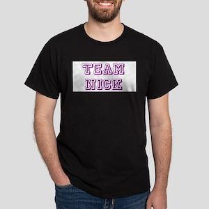 Team Nick Purple Dark T-Shirt