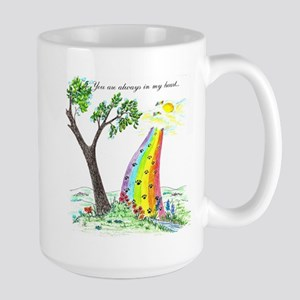 rainbow bridge 2 final Mugs