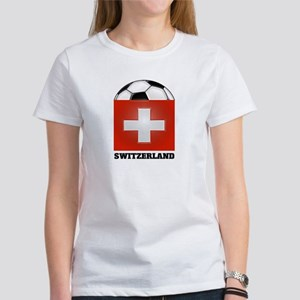 Switzerland Soccer Women's T-Shirt