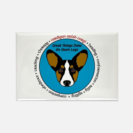 Great Things TR CWC Rectangle Magnet