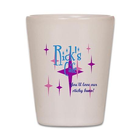 Rick's Cafe Shot Glass